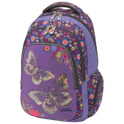 POLO Backpack Multi-Compartment Chroniq Butterflies 2019 - Colour 13 901258-13 5201927101329