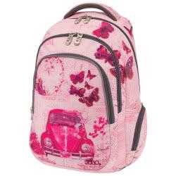 POLO Backpack Multi-Compartment Chroniq Pink Car 2019 - Colour 16 901258-16 5201927101336