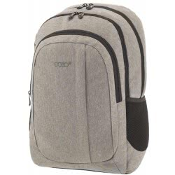 POLO Backpack Multi-Compartment Whizz Light Grey 2019 - Colour 08 901259-08 5201927101350