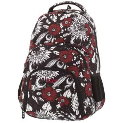 POLO School Backpack Imagno Flowers 2019 - Colours 30 901260-30 5201927101411