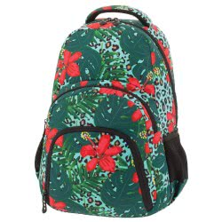 POLO School Backpack Imagno Flowers 2019 - Colour 31 901260-31 5201927101404