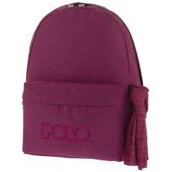 POLO Τσάντα Πλάτης Original Knit Με Μαντήλι Ροζ 2019 - Χρώμα 74 901135-74 5201927100810