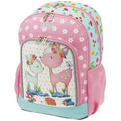 POLO Kindergarten Backpack Primary Deers Pink 2019 - Colour 58 901247-58 5201927101497