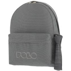 POLO Backpack Original Knit Scarf Grey 2019 - Colour 71 901135-71 5201927100780