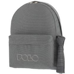 POLO Τσάντα Πλάτης Original Knit Με Μαντήλι Γκρι 2019 - Χρώμα 71 901135-71 5201927100780