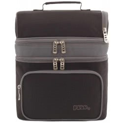 POLO Ισοθερμικό Τσαντάκι Double Cooler Μαύρο - Χρώμα 02 907096-02 5201927099381