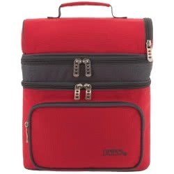POLO Isothermic Bag Double Cooler Red - Colour 03 907096-03 5201927086503