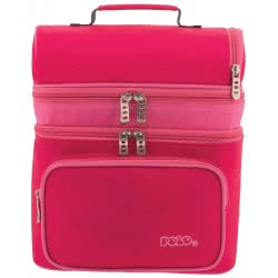 POLO Isothermic Bag Double Cooler Pink - Colour 19 907096-19 5201927086510