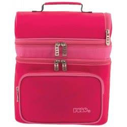 POLO Ισοθερμικό Τσαντάκι Double Cooler Ροζ - Χρώμα 19 907096-19 5201927086510