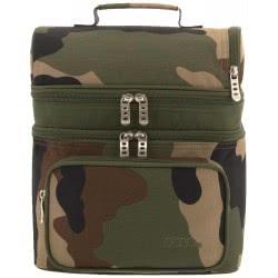 POLO Ισοθερμικό Τσαντάκι Double Cooler Στρατιωτικό - Χρώμα 42 907096-42 5201927101732