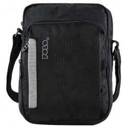 POLO Shoulder Bag X-Case Large Black - Colour 02 907110-02 5201927089757