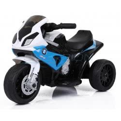 Skorpion Wheels Kids Electric Motorcycle BMW 6V S1000RR Original - Blue 5245022 6995552450226