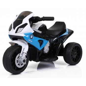 Skorpion Wheels Παιδική Ηλεκτροκίνητη Μηχανή BMW 6V S1000RR Original - Μπλε 5245022 6995552450226