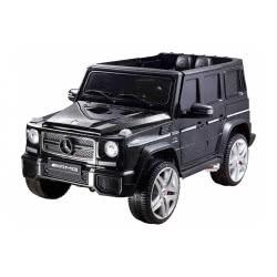 Skorpion Wheels Kids Electric Car Mercedes G65 AMG 12Volt Original - Black 5247065 6995552470651