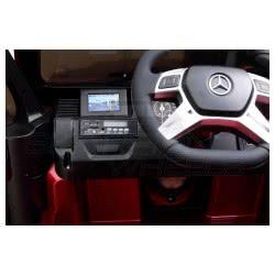 Skorpion Wheels Παιδικό Ηλεκτροκίνητο Αυτοκίνητο Mercedes G65 AMG 12Volt Original - Μαύρο 5247065 6995552470651
