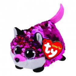 ty Teeny Jewel Sequin Fox Plush 4,5Cm 1607-42402 008421424023