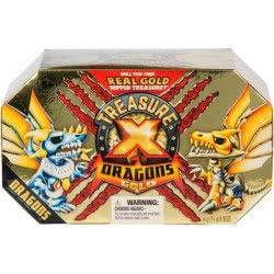 GIOCHI PREZIOSI Treasure X S2 Dragon Gold Δράκος TRR08000 8056379079033