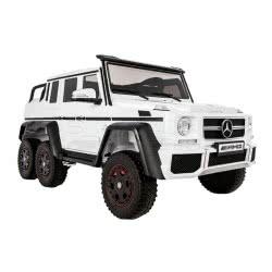 Skorpion Wheels Ηλεκτροκινητο Παιδικο Αυτοκινητο SKORPION MERCEDES AMG G63 ORIGINAL 12V Λευκό 5248066 6995552480667