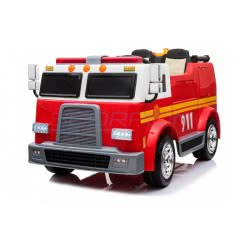 Skorpion Wheels Ηλεκτροκίνητο Παιδικο Αυτοκινητο Skorpion Fire Alert 12V 5248011 6995552480117