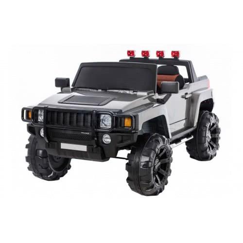 Skorpion Wheels Ηλεκτροκίνητο Παιδικο Αυτοκινητο Skorpion Hummer STYLE 12V Γκρι 5248018 6995552480186
