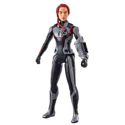 Hasbro Marvel Avengers: Endgame Titan Hero Series Black Widow Φιγούρα E3309 / E3920 5010993548019