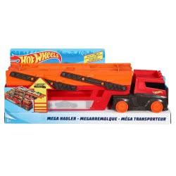 Mattel Hot Wheels Mega Hauler Νταλίκα Γκαράζ Έξι Επιπέδων GHR48 887961800517