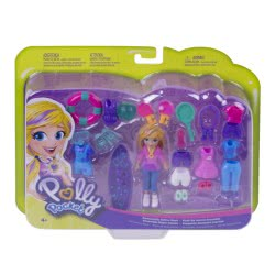 Mattel Polly Και Φίλοι Με Αξεσουάρ - Awesomely Active Pack GBF85 / GBF86 887961713817