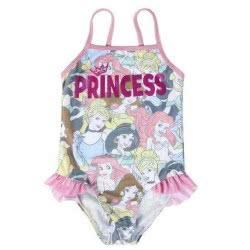 Cerda Disney Princess Μαγιό Ολόσωμο Πριγκίπισσες Μέγεθος 5-6 Ετών - Ροζ 2200003787 8427934263080