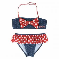 Cerda Minnie Mouse Bikini Size 9-10 - Blue 2200003788 8427934263110