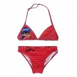 Cerda Miraculous Ladybug Bikini Size 7-8 Years - Red 2200002747 8427934172030