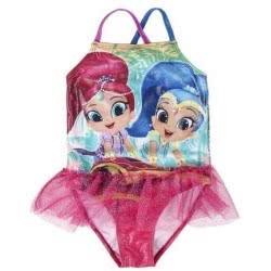 Cerda Shimmer And Shine Swimsuit Size 6-7 Years - Pink 2200003786 8427934262991