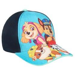Cerda Paw Patrol Καπέλο Κουταβάκια Διασώστες - Μαύρο 2200003547 8427934249466