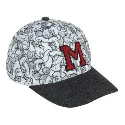 Cerda Mickey Mouse Καπέλο - Ασπρόμαυρο 2200003904 8427934265909