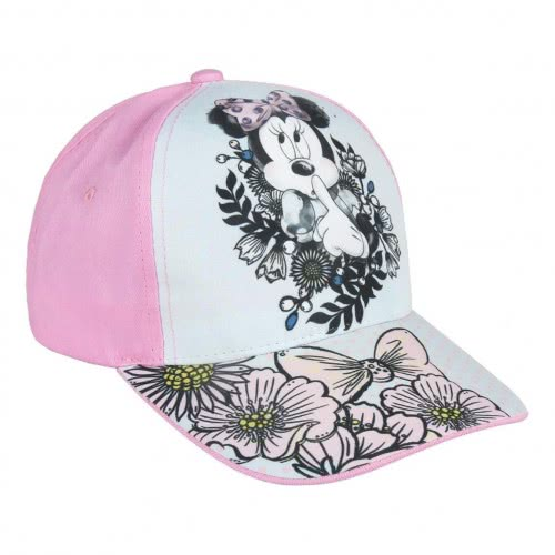 Cerda Minnie Mouse Hat - Pink 2200003901 8427934249497