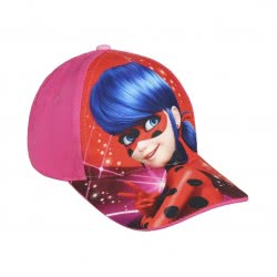 Cerda Miraculous Ladybug Καπέλο - Ροζ 2200003561 8427934249381