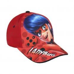 Cerda Miraculous Ladybug Hat - Red 2200003561 8427934249374