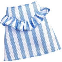 Mattel Barbie Fashions Φούστα Ριγέ Μπλε Άσπρη FPH22 / FXH90 887961691955
