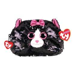 ty Fashion Sequin Accessory Bag Plush Kiki 1607-95820 008421958207