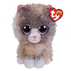 ty Beanie Boos Plush Scrappy Curly Hair Cat 15Cm 1607-36277 008421362776