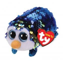 Teeny Tys Μικρό Χνουδωτό Sequin Πιγκουΐνος Μπλε 4.5 Εκ. 1607-42406 008421424061