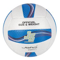 John Volley Ball Soft Grip 200Mm Rope Style - 2 Colours 52805 4006149528050