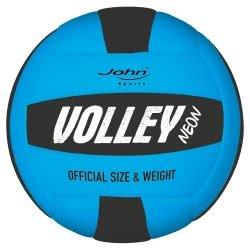 John Volley Ball Soft Grip 200Mm Neon - 5 Colours 52809 4006149528098