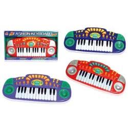 Toys-shop D.I Αρμόνιο Μπαταρίας Electronic Organ Σε 2 Χρώματα JM027357 6990416273577