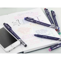 PILOT Στυλό Μαρκαδόρος Frixion Fineliner Fine Tip 1.3Mm - Μπλε SW-FF-60 / BLUE 4902505560507