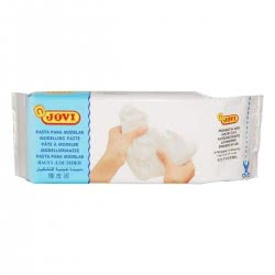 Jovi Air-Dry Modeling Clay White 500Gr 226.85 8412027001267