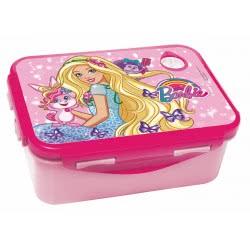GIM Barbie Δοχείο Φαγητού Για Φούρνο Μικροκυμάτων 571-15265 5204549117334