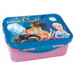 GIM Disney Frozen Lunch Box For Use In Microwave Oven 551-27265 5204549116870