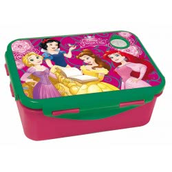 GIM Disney Princesses Lunch Box For Use In Microwave Oven 551-23265 5204549116832
