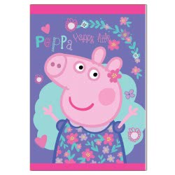 Diakakis imports Peppa Pig Τετράδιο Καρφίτσα Πέππα Το Γουρουνάκι 17X24 Εκ. - 2 Σχέδια 000482445 5205698426711
