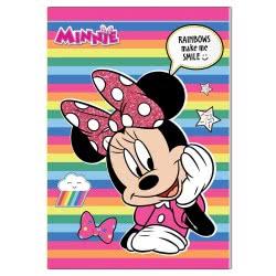Diakakis imports Minnie Mouse Τετράδιο Καρφίτσα Μίνι 17X24 Εκ. - 2 Σχέδια 000562242 5205698426643
